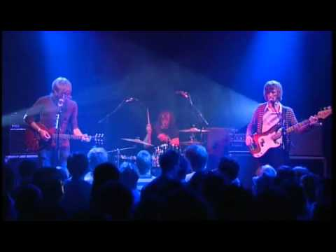 The Backhanded Compliments Live at London Calling 2009