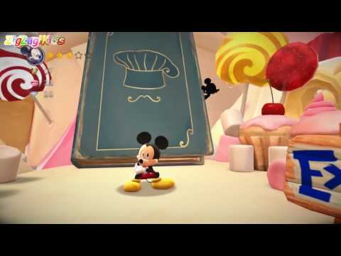Rato Mickey | Play at The Library | Castle of Illusion | ZigZag |