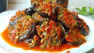 Баклажаны по-грузински, цыганка готовит. Gipsy cuisine.🍆