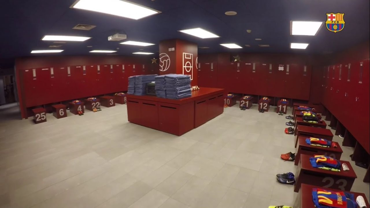 Locker Room Soccer