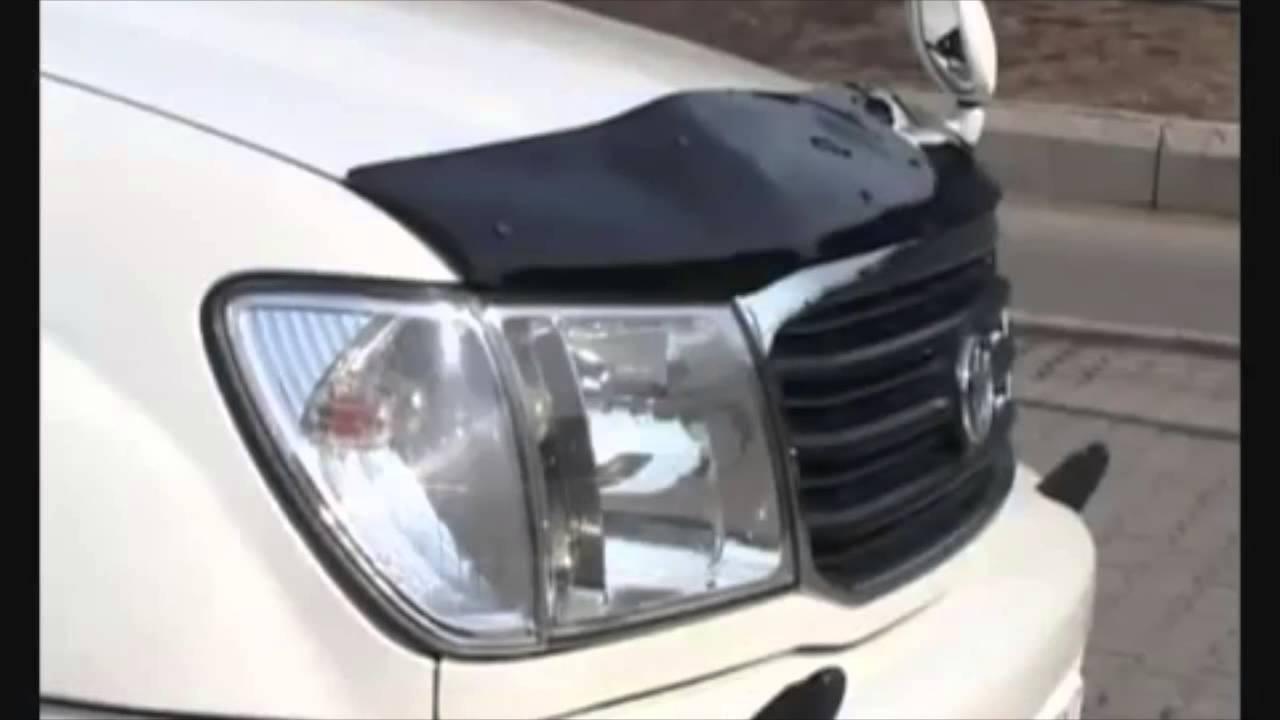 Дефлектор забора воздуха из салона Kia Sportage SL - YouTube