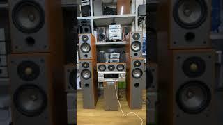 Test dàn Yamaha 5.1 nhạc hiend