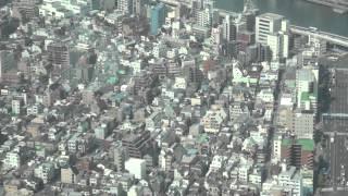 Mexicano en Japon (Tokyo Sky Tree)