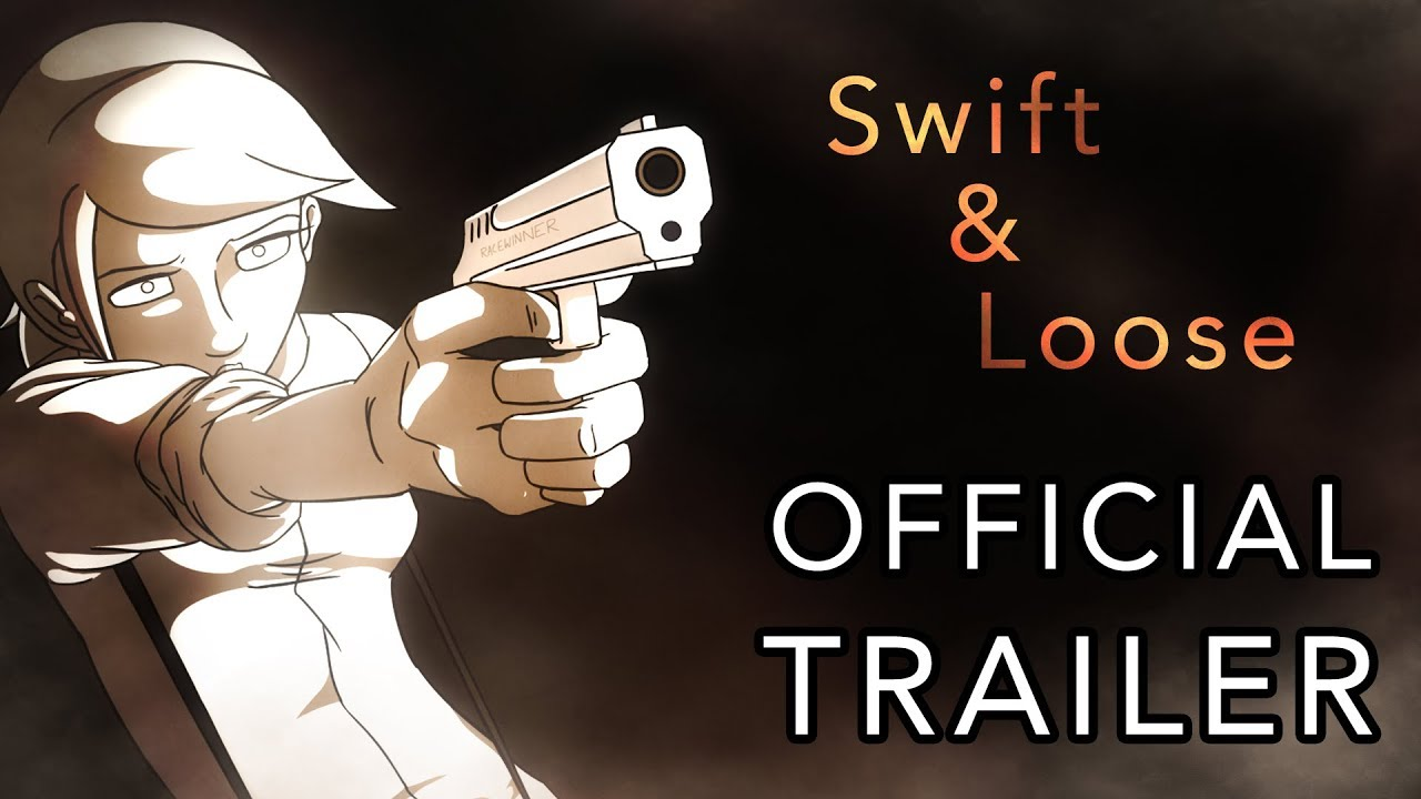 Download SWIFT AND LOOSE Season 1 | First Look TRAILER | 2017 New Animated Mystery