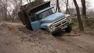 Жестокое послание Путину про дороги России, комментатор жжёт 2016
