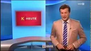 Skandal in Kärnten / Jäger attackiert, verletzt und würgt Wanderer / ORF Bericht