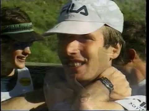 We're Obsessed With This Vintage Skyrunning Video