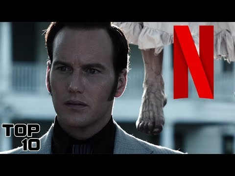 Top 10 Scary Movies On Netflix Right Now