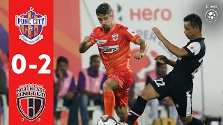 Hero ISL 2018-19 | FC Pune City 0-2 NorthEast United FC | Highlights