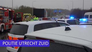 Politie Utrecht Zuid  Dienst met Michael  Aanrijding, aanhouding stalking, inbraak melding.