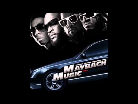 Rick Ross   Maybach Music pt 2 ft T   Pain, Kanye west, Lil wayne slowed down