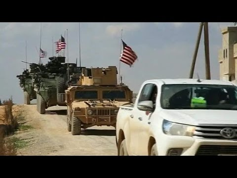 Syria's Assad: US troops are invaders