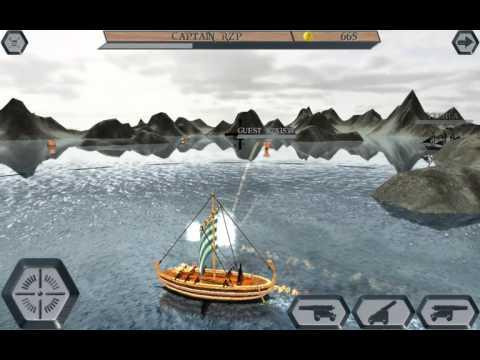 World of Pirate Ships- Ο ποιο άχρηστος καπετάνιος!!! Greek
