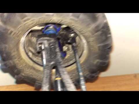 Traxxas Summit Metal Drive shaft and axles issue