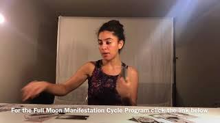 BONUS! - Aries September 2018 Tarot Reading (September 13 - 24) New Moon to Full Moon