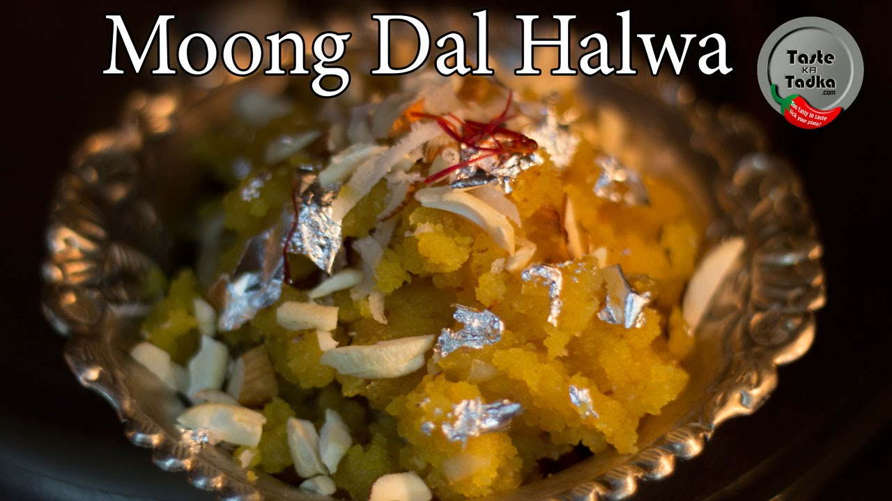 how to cook moong dal halwa in microwave