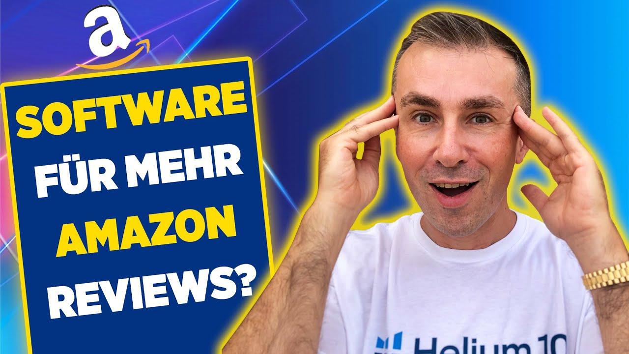 AMAZON BEWERTUNGEN per Software! Ware per KREDIT bestellen! 7 neue Helium10 Funktionen!