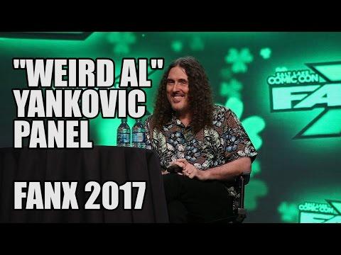 Weird Al Yankovic Panel at FanX 2017