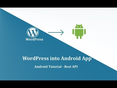 Get WordPress Post in Android App-...