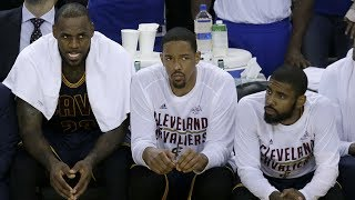 T&S: Cavaliers are not feeling pressured to trade Irving right now thumbnail