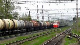 Train Kostomuksha - St. Petersburg   Поезд Костомукша - Санкт-Петербург