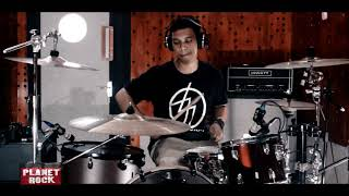 NO USE FOR A NAME - Pacific Standard Time (Drum Cover) by Brandy