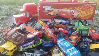 Review toy Cars different in the box Video for Kids