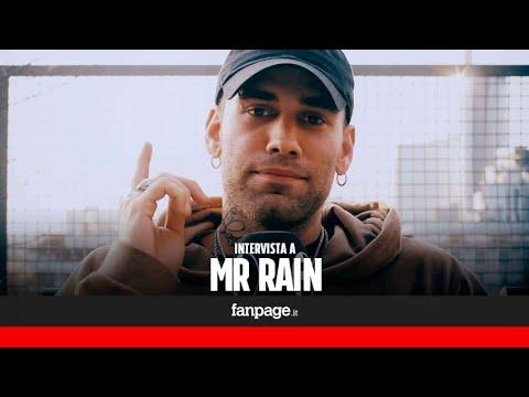 """Mr.Rain dal rifiuto a X Factor a """"I grandi non piangono mai"""":"""