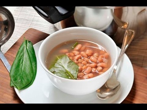 how to cook frijoles de la olla