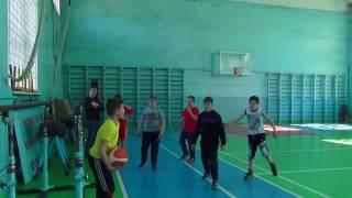 Школа № 1 - Школа № 3 (4 ч.) 27.04.2017