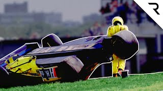 10 F1 teams that collapsed mid-season
