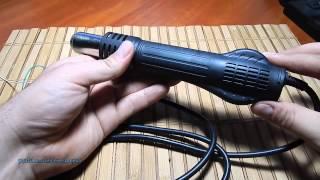 Фен Lukey 702/852D+Fan и насадки KADA 852D+(Запасной фен для паяльных станций Lukey 702/852D+Fan., 2015-03-24T19:39:14.000Z)