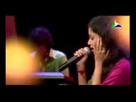 Malligai En Mannan Mayangum  DEERGA SUMANGALI ) By Amritha Suresh  Dhwani Jaihind TV   YouTube