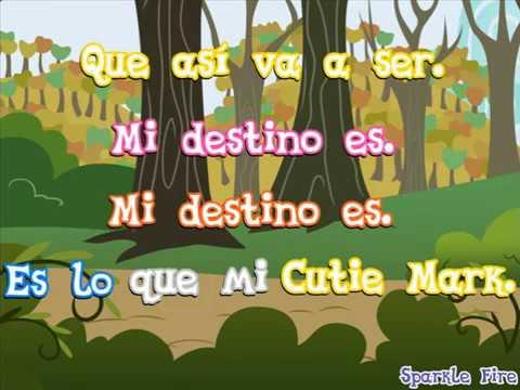 Mlp 3x13 Lo Que Mi Cutie Mark Me Dice A Mi Letra En Latino