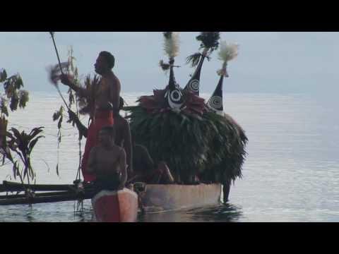 Kinavai Ceremony at Kokopo Beach - East New Britain