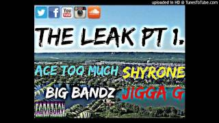 """The Leak Pt 1."" - AcE ToO MuCh, Shyrone, BiG BaNdZ, Jigga G"