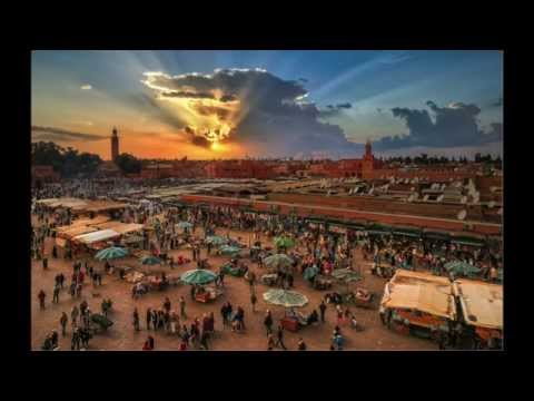 Morocco behind the scenes - Mausoleum of Mohammed V Photography