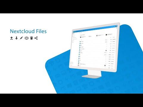 Introducing Nextcloud Files