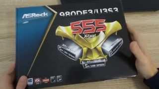 видео Материнская плата AMD 760G