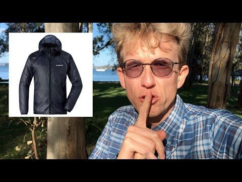 49) Montbell EX Light Wind Parka - (Mocko Doco) First Look Review 4K