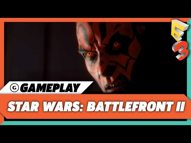 Star Wars: Battlefront II Video 3
