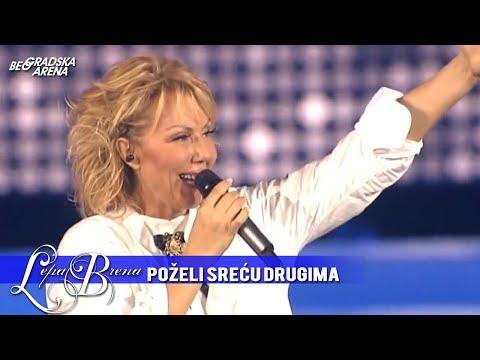 Lepa Brena - Pozeli srecu drugima - (LIVE) - (Beogradska Arena 20.10.2011.)