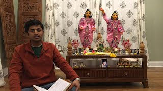 Why does Krishna play the flute, by HG Amarendra Das
