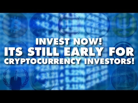 Invest Now! Its Still Early For Crypto Currency Investors! - Bitcoin Charlie Interview