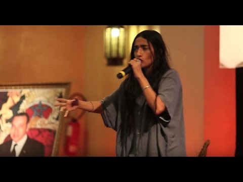 Intercultural Experiences Through Music | Hindi Zahra | TEDxMarrakesh