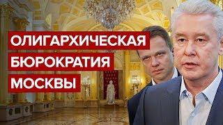 Олигархическая бюрократия Москвы