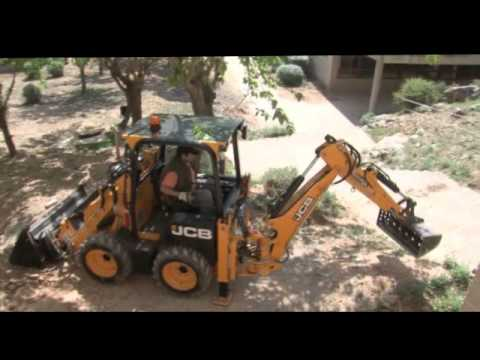 The Story of the JCB 1CX - YouTube