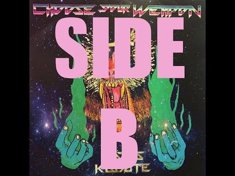 Hiatus Kaiyote -  CHOOSE YOUR WEAPON -    SIDE B 