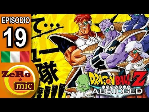 ZeroMic - Dragon Ball Z Abridged: Episodio 19 [ITA]