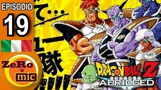 Dragon Ball Z Abridged - Episodio 19